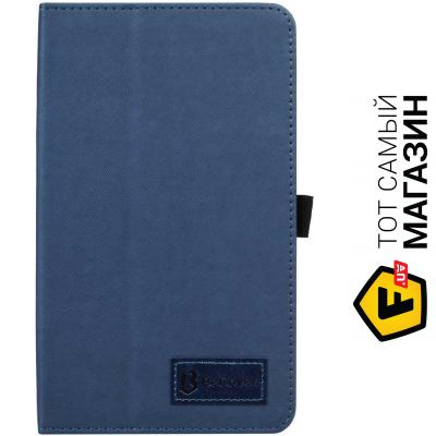 Обложка Becover Slimbook for Prestigio Multipad Wize 3437, Deep Blue (703651)