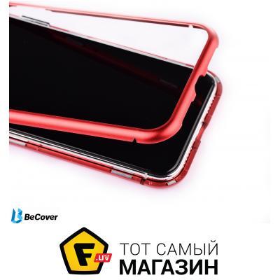 Чехол Becover Magnetite Hardware for Apple iPhone Xr, White (702942)