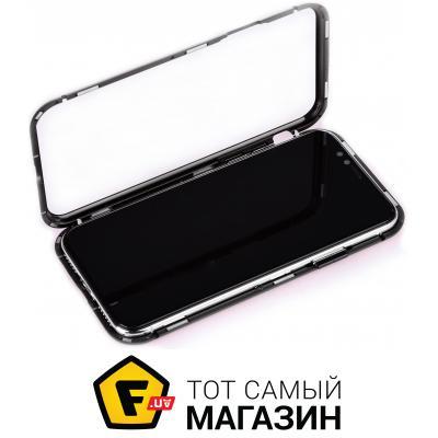 Чехол Becover Magnetite Hardware for Apple iPhone Xs, Black (702697)
