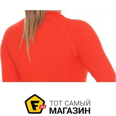Термофутболка Brubeck Active Wool XL, Brick Red (LS12810)