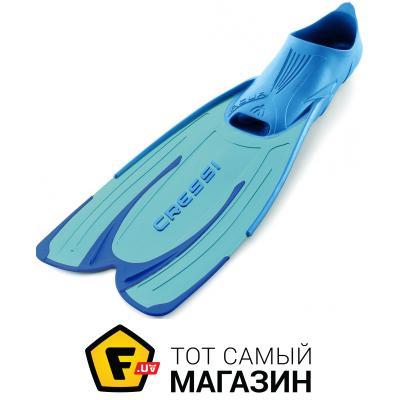 Ласты Cressi Sub Agua 43-44, аквамарин (СА206343)