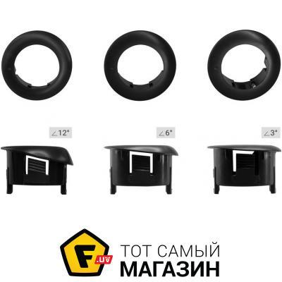 Парктроник (комплект) Gazer PA40R черный