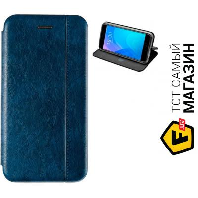 Чехол Gelius Leather Book Case для Xiaomi Mi9T/Redmi K20/Redmi K20 Pro, синий