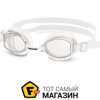 Очки для плавания Head Rocket Silcone, Transparent (451043/CL.CL)