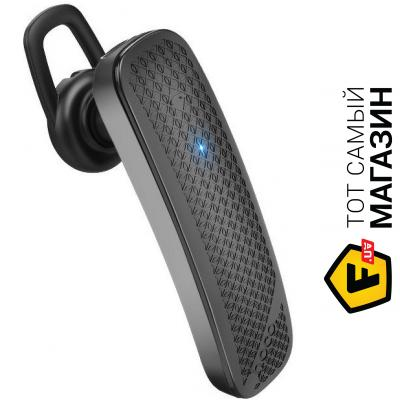 Гарнитура Hoco Bluetooth-гарнитура E32 Black