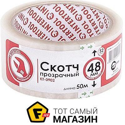 Клейкая лента Intertool KT-0902