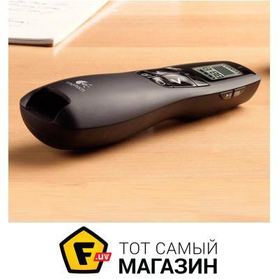 Презентер Logitech R700 Wireless Presenter Red Laser (910-003506)