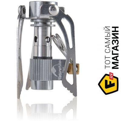 Туристическая горелка Naturehike Mini Ultralight steel (NH17L035-T)