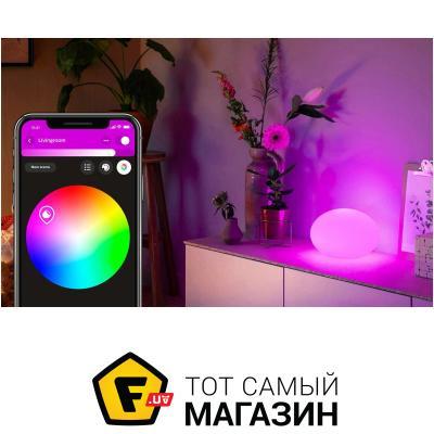 Настольная лампа Philips Flourish Hue Table Lamp White (40904/31/P7)