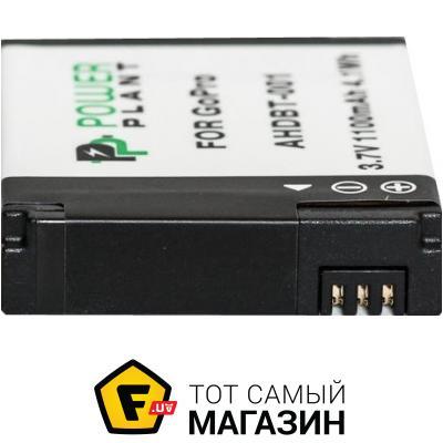 Аккумулятор PowerPlant GoPro AHDBT-001 (DV00DV1359)