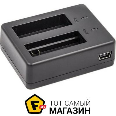Зарядное устройство PowerPlant SJ7B для двух аккумуляторов (CH980147)