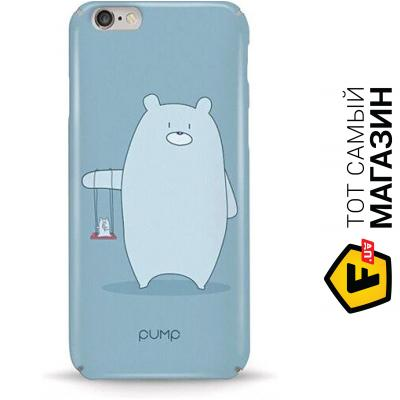 Чехол Pump Pump Tender Touch Case for iPhone 6/6S Double Bear (PMTT6/6S-9/22)