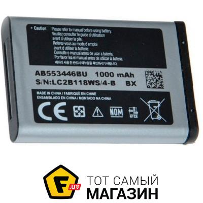 Аккумулятор для мобильного телефона Samsung AB553446BU