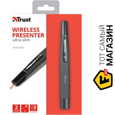 Презентер Trust Puntero Wireless Laser Presenter (20430)