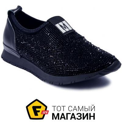 dda71f64f ᐈ ЧЕРНАЯ ЖЕНСКАЯ обувь Verendina — купить черные ботинки, туфли, кеды,  мокасины Verendina — F.ua