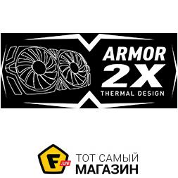 GeForce GTX1080 8GB, 256bit, DDR5X Armor OC (GTX 1080 ARMOR 8G OC)