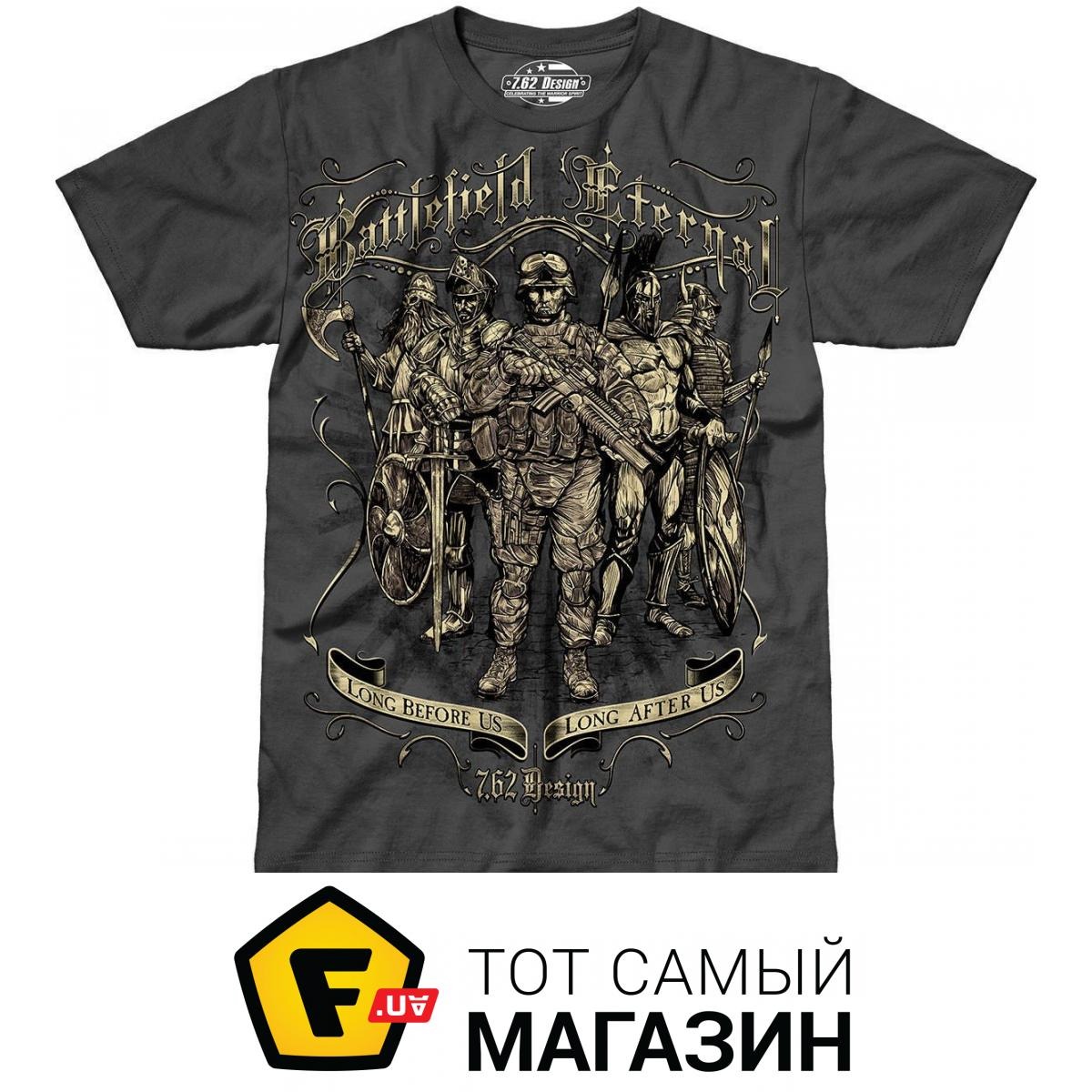 ᐈ 7.62 DESIGN Battlefield Eternal Premium Charcoal Gray ...