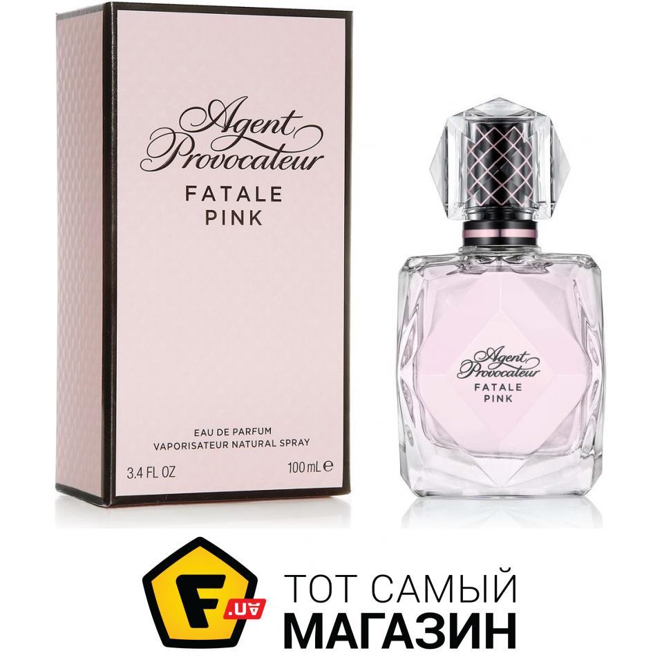 f885be6c1854b ᐈ AGENT PROVOCATEUR Fatale Pink 100мл ~ Купить? ЦЕНА Снижена AGENT ...