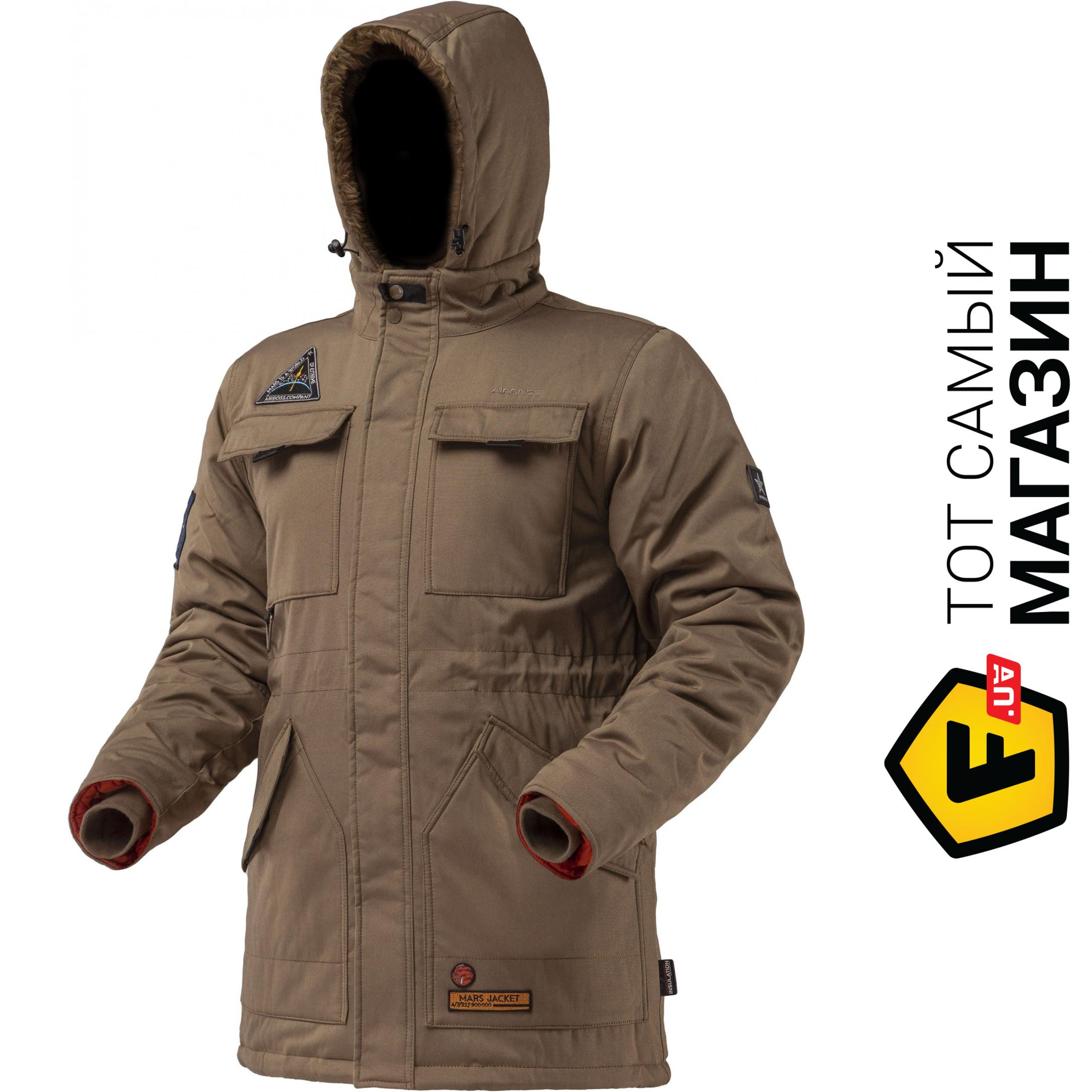 Куртка Airboss Mars Parka XXL 67e8f1f6c2170