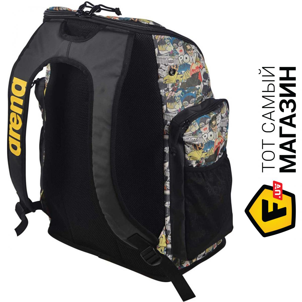 b609ccdfd4f ᐈ ARENA WB Team 45 Backpack Batman (002025-101) ~ Купить? ЦЕНА ...