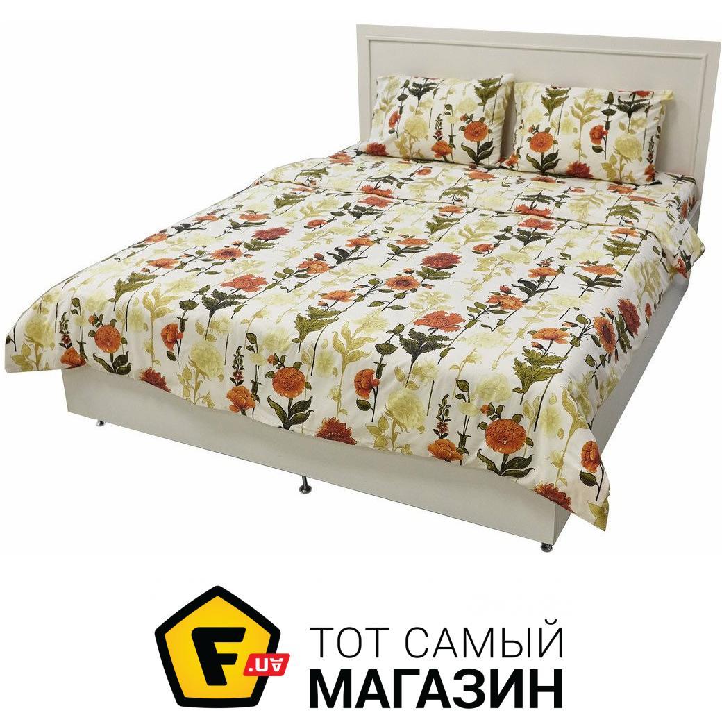 Комплект постельного белья двуспальный 200x220 см хлопок салатовый Arya Постільна  Білизна Rigel Ранфорс 2 Сп. 200X220 Квіти Китайські ... 66bbc8290dff3