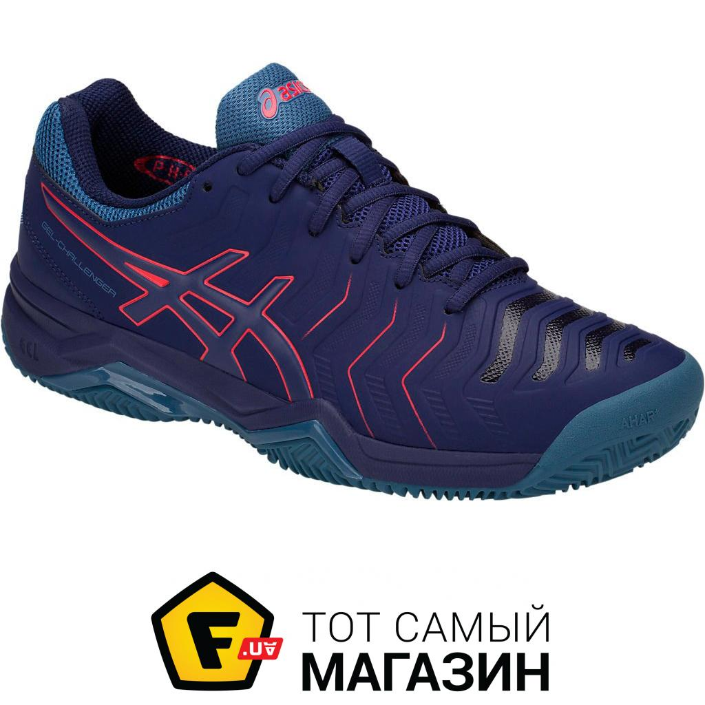 19625a46880ff4 ᐈ ASICS Gel-Challenger 11 Clay 12.5 US, blue/red (E704Y-400 ...