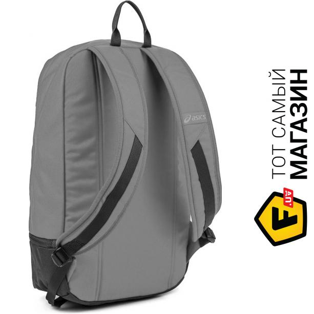 aaca1ef96d ASICS TR Core backpack navy blue (132077-8130) Материал: полиэстер, 2
