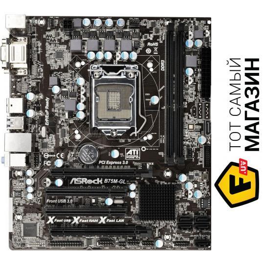 Asrock B75M-GL THX TruStudio Linux