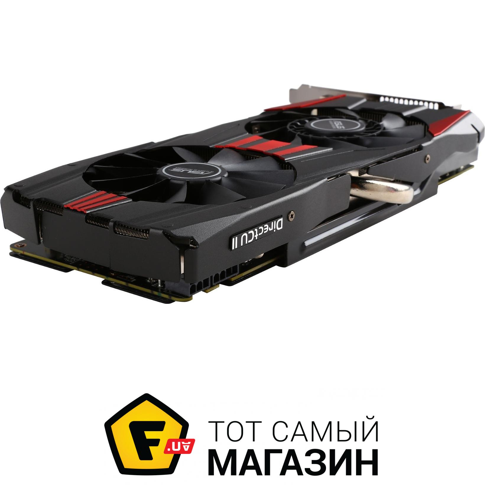 ASUS Radeon R9 390 8GB, 512bit, DDR5 (R9390-DC2-8GD5)