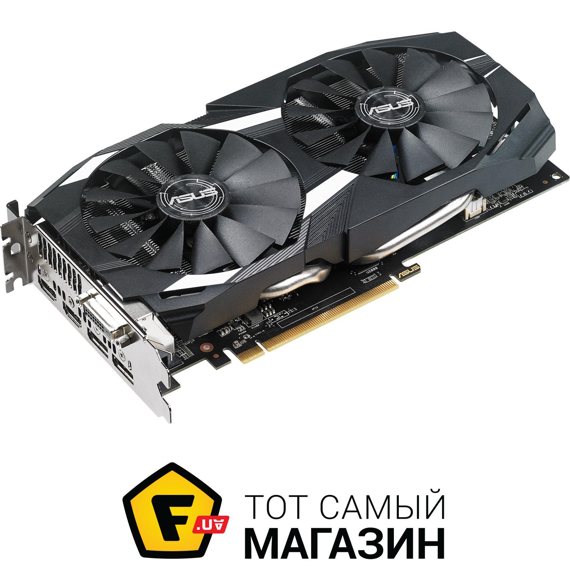 ASUS Radeon RX 580 4GB, 256bit, DDR5 (DUAL-RX580-O4G)