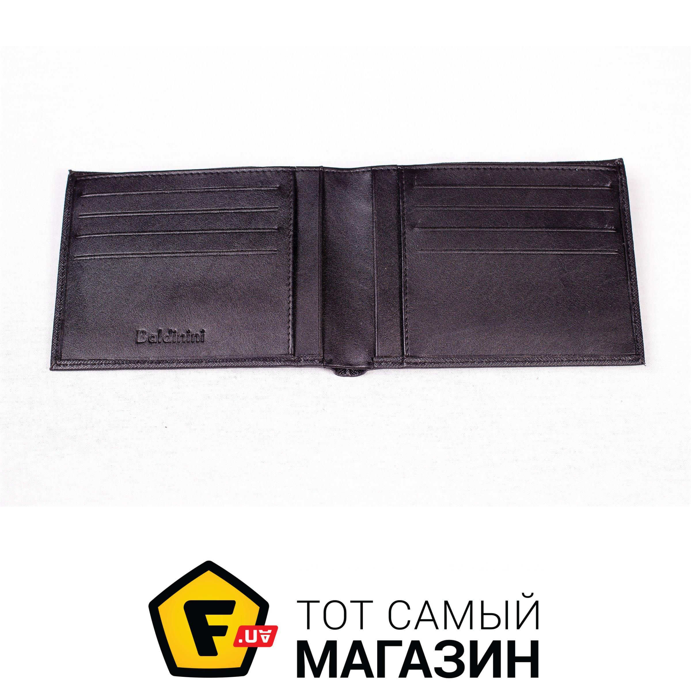 eb6225459 ᐈ Кошелек Baldinini Мужской Черный (HB77212) ~ Купить? ЦЕНА Снижена ...