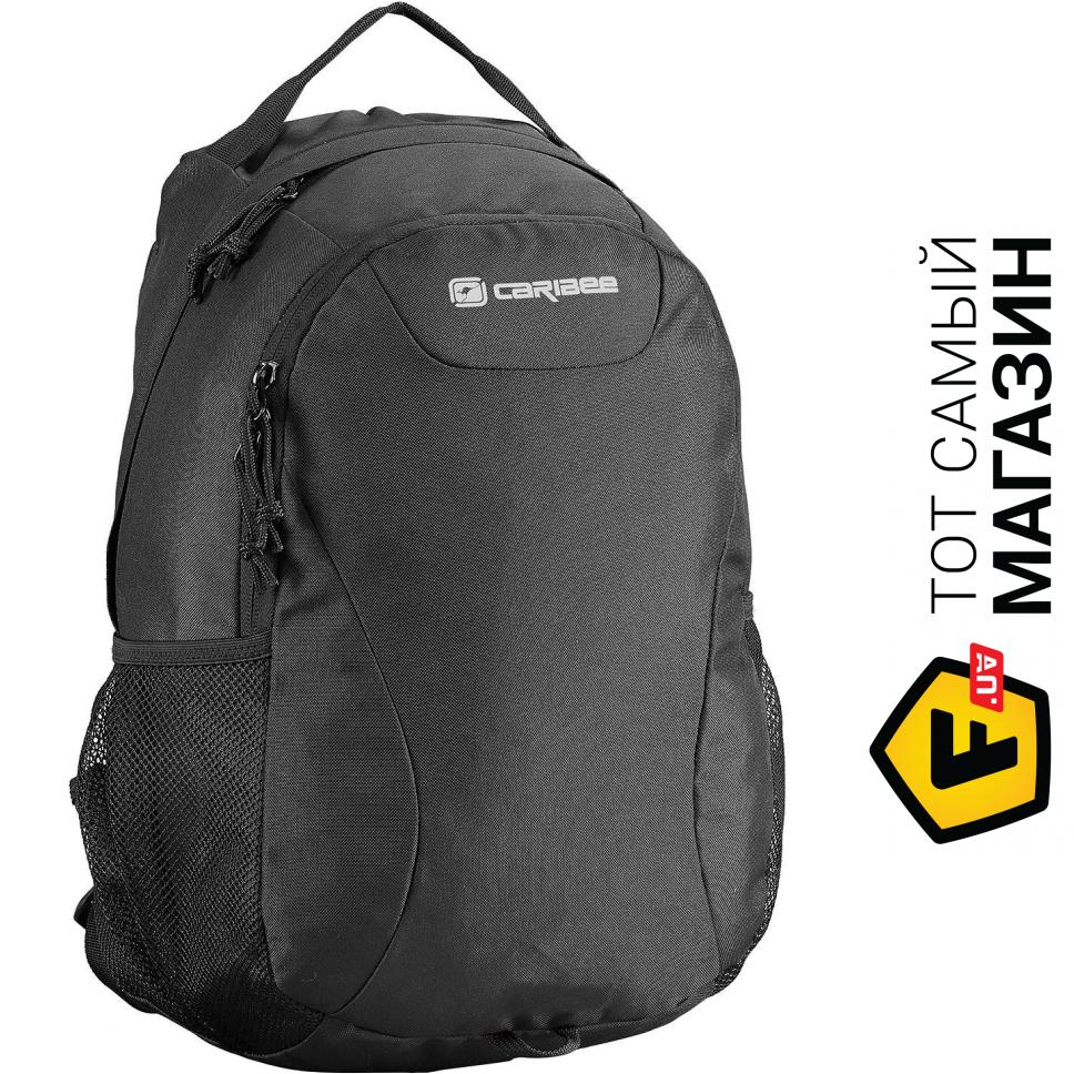 61ecd87c2d997b Рюкзак Caribee Amazon 20 Black/Charcoal