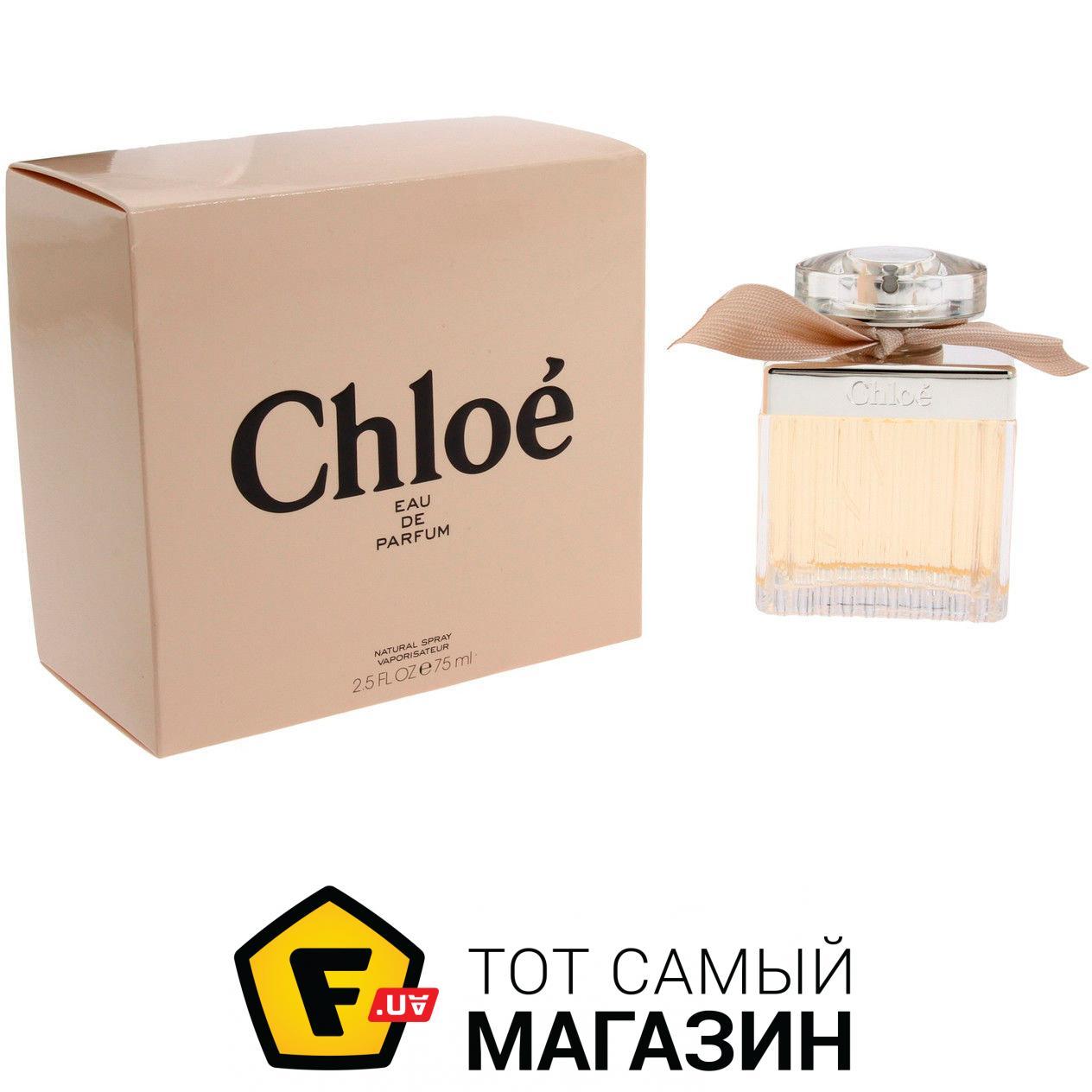ᐈ Chloe Eau De Parfum 75мл надо купить цена снижена Chloe Eau De