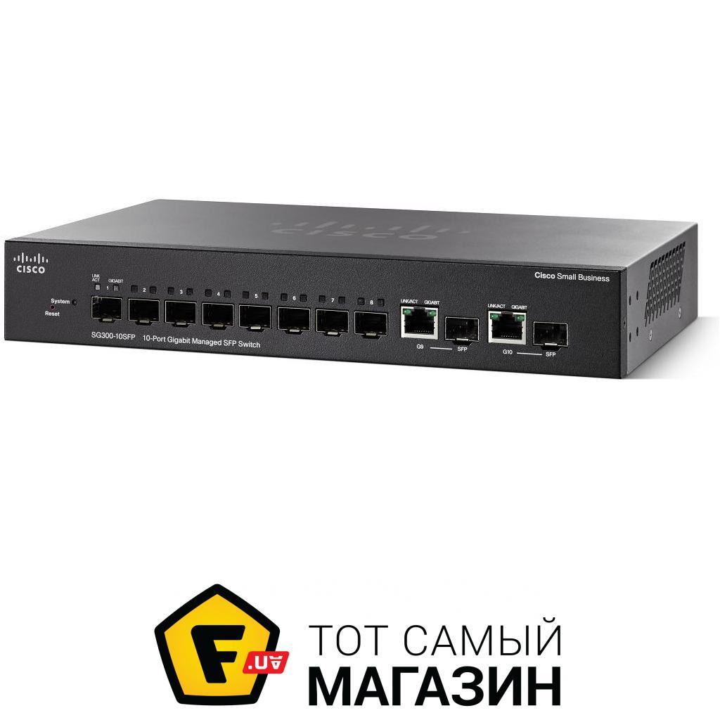 Cisco SG300-10SFP-K9-EU
