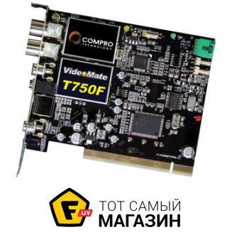 Compro PCI VideoMate Vista T750F