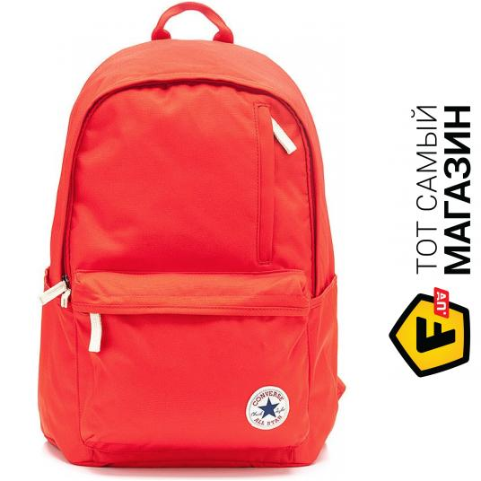 57dfd2b163e1 Рюкзак Converse Core Poly Backpack Red (10002652-600)