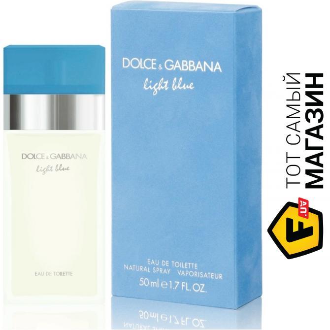ᐈ Dolce Gabbana Light Blue 50мл надо купить цена снижена Fua