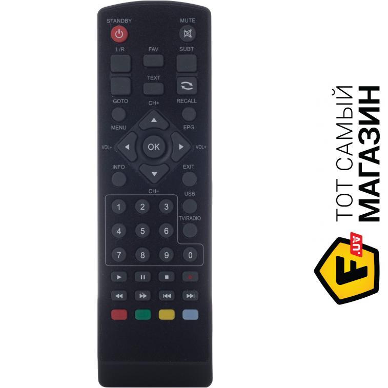 Эфирный тюнер DVB-T, DVB-T2 Ergo DVB-T2 1108 Стандарт разрешения