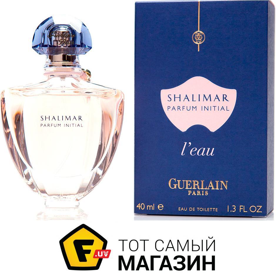 ᐈ Guerlain Shalimar Parfum Initial Leau 40мл купить цена