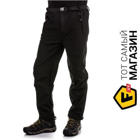 ᐈ Софтшелл брюки Hi-Tec Howland II XXL Черный (45558BK-XXL) ~ ЦЕНА Снижена  • 𝐅.𝐔𝐀 ccbf87ad5339e
