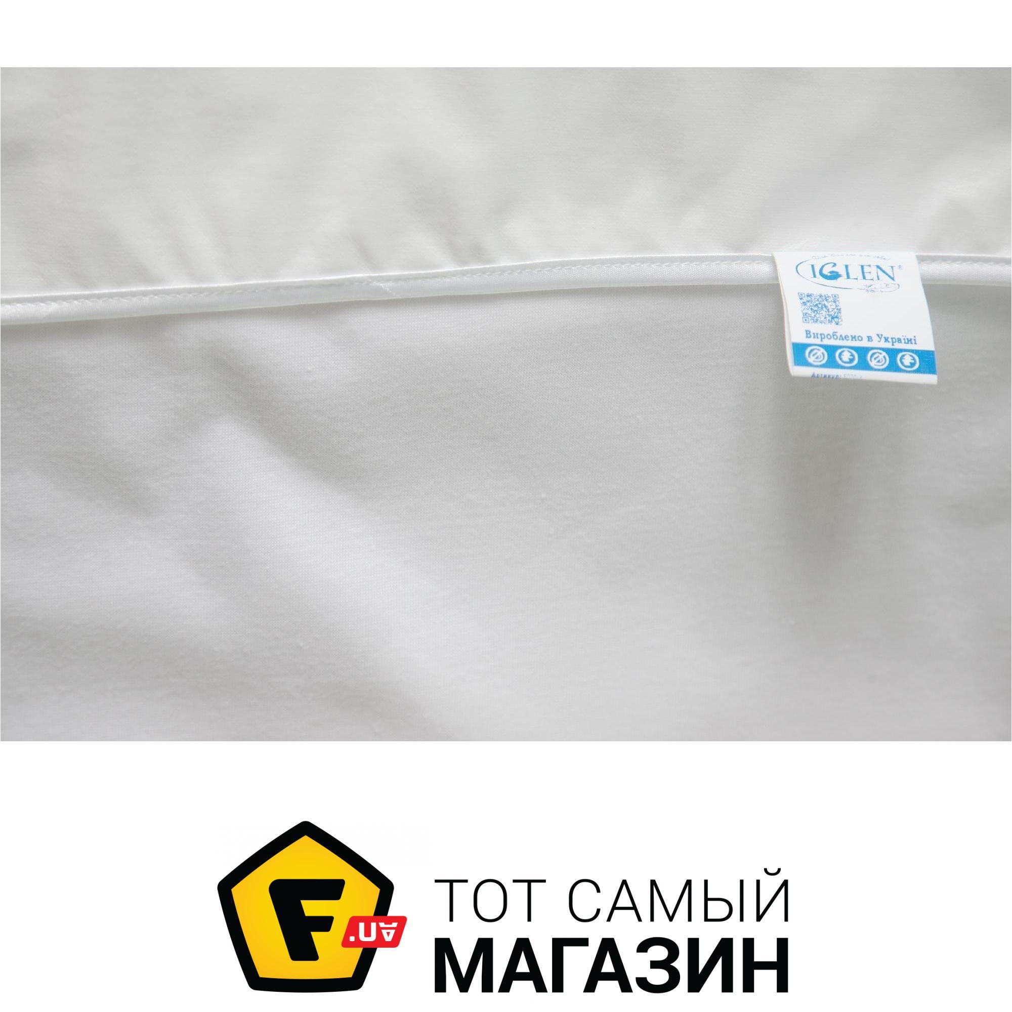 65401cfe7d99 Наматрасник-простынь IGLEN непромокаемый 200х200 см Белый (200200LB)  Наполнитель: пенополиуретан, 2