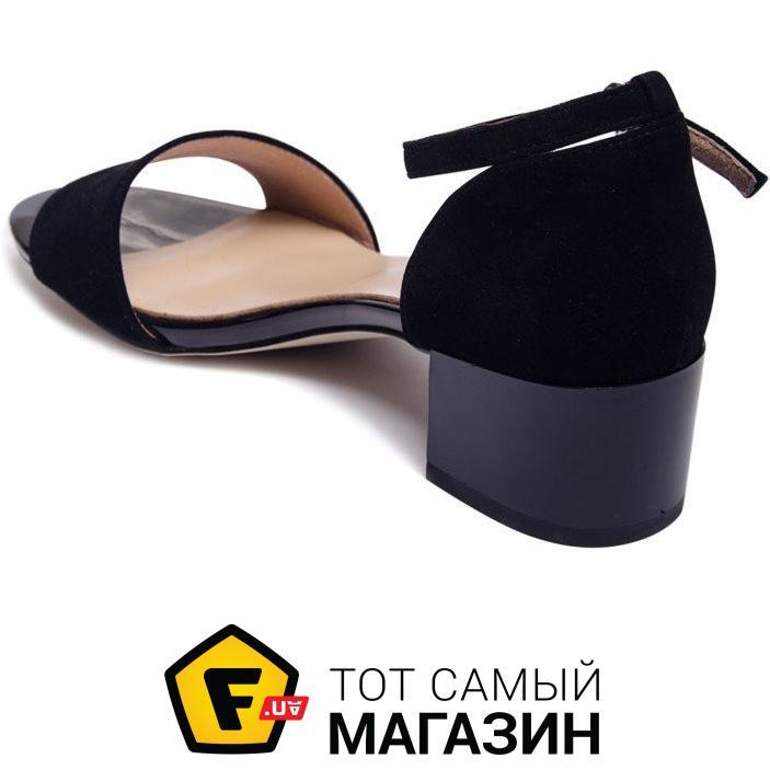 1b0033b325d2 Lady Marcia Босоножки K2830-912-3 37 Черные