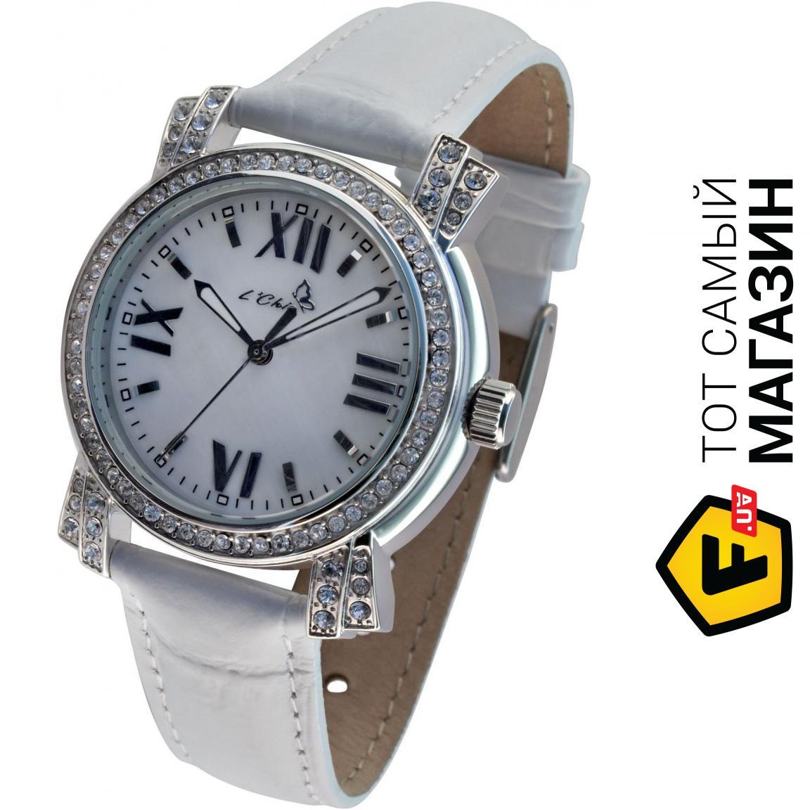 effd19af7d850 ᐈ L'CHIC Женские часы Le Chic CL 7007 S Белый ~ Купить? ЦЕНА ...