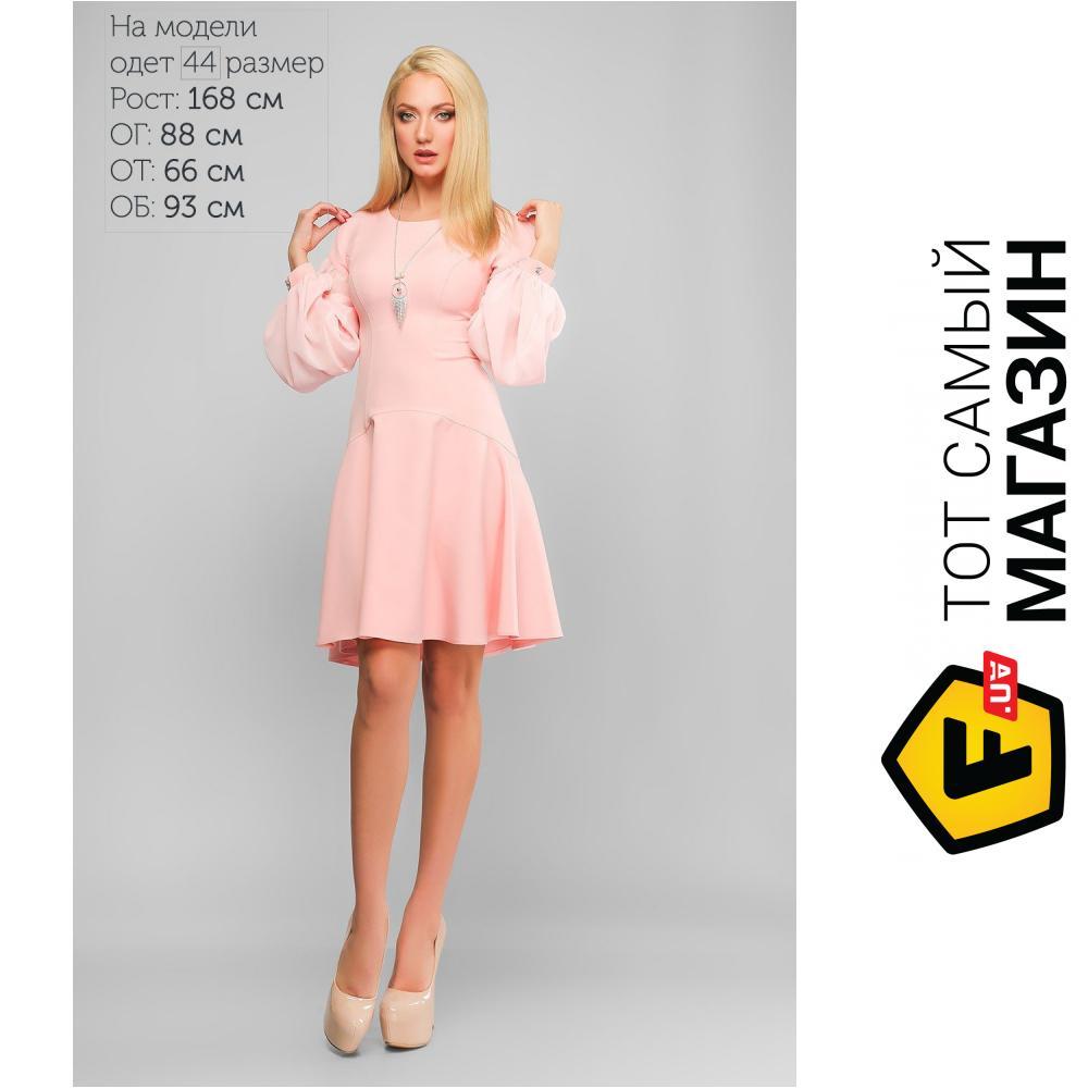 7a78b39d93ad06d ᐈ LIPAR Розовое платье Ава, размер 46 ~ Купить? ЦЕНА Снижена LIPAR ...
