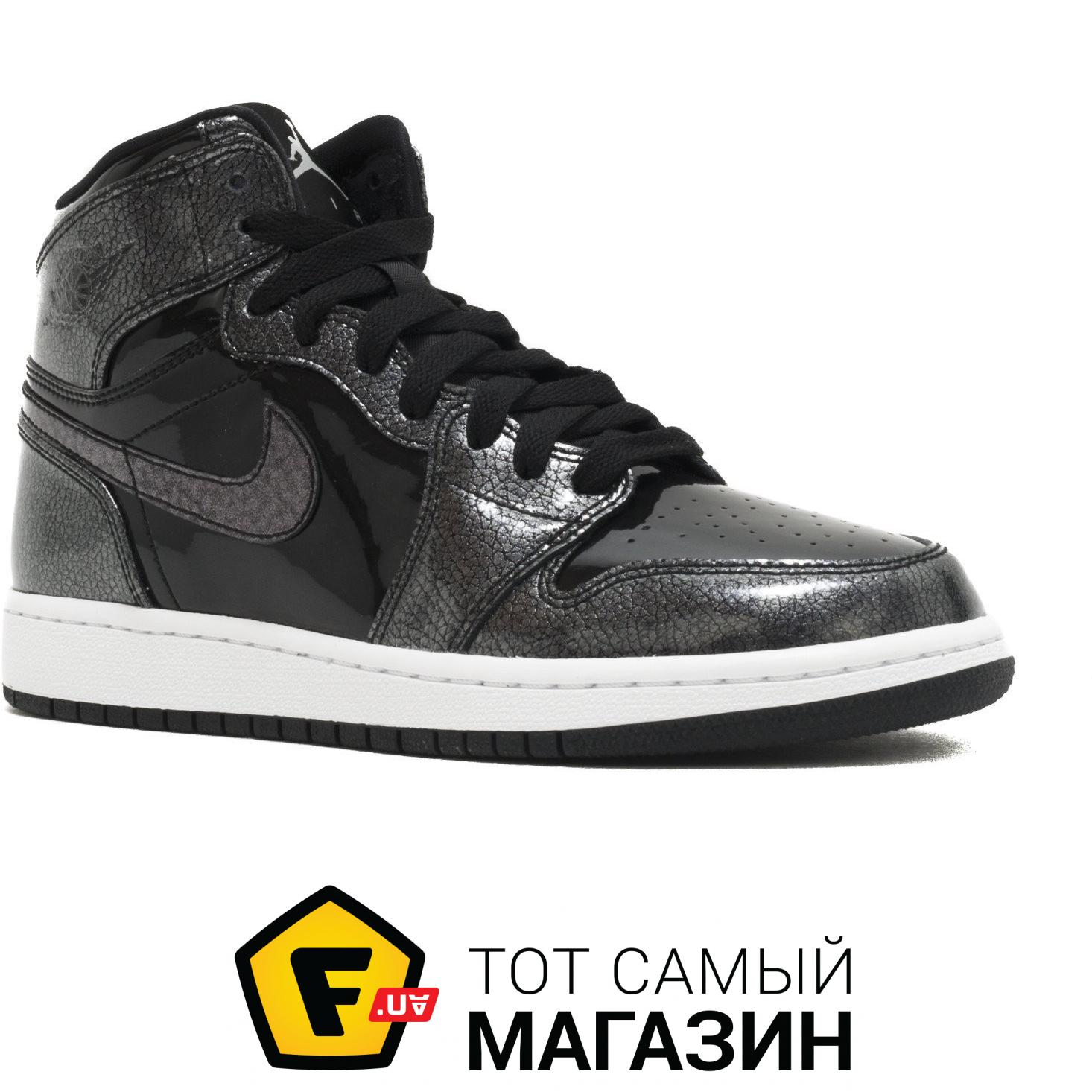 ᐈ NIKE Air Jordan 1 Retro High 5.5 US, black (0091201188475) ~ ЦЕНА ... e729ccdbd8f