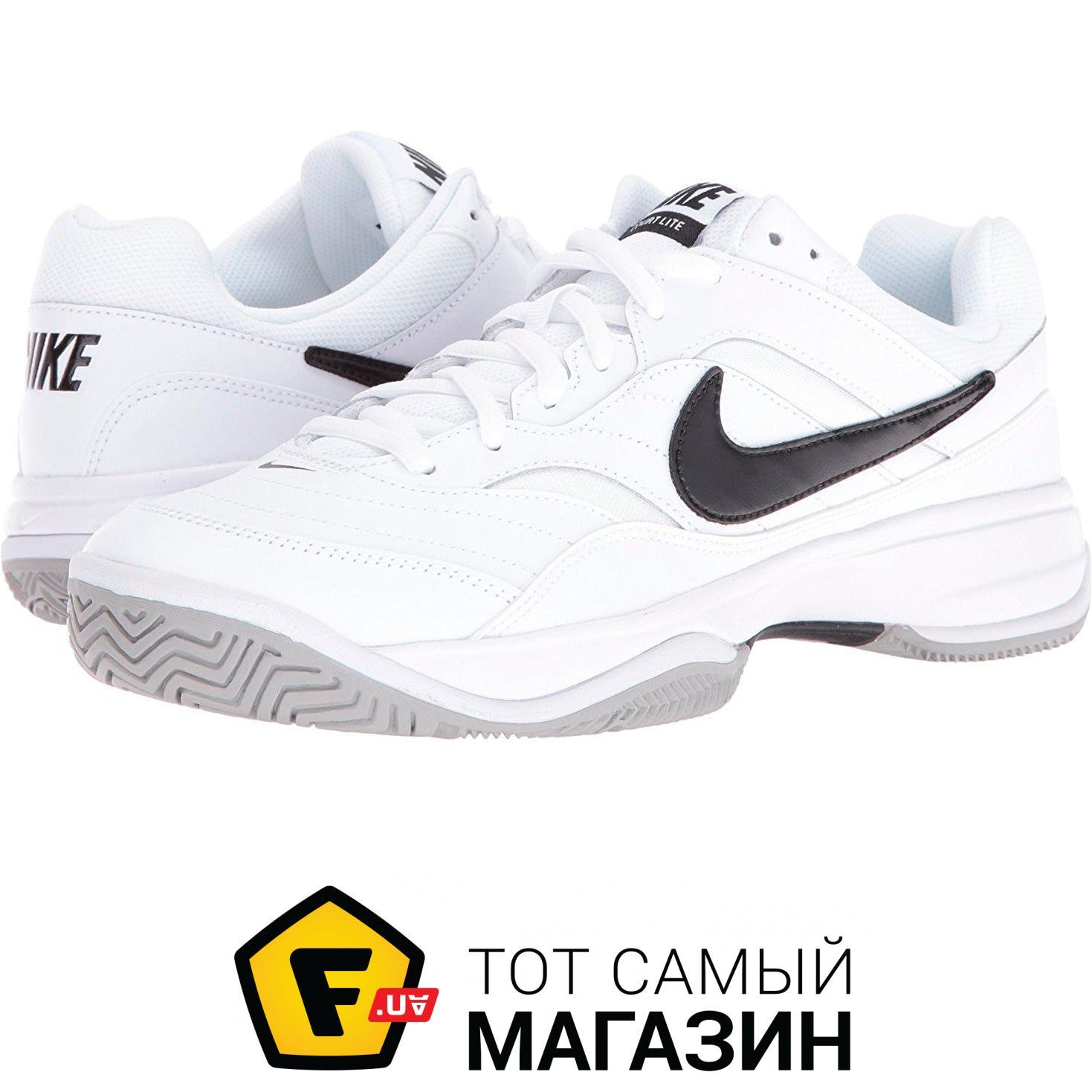 a2426b80 ᐈ NIKE Court Lite 12 US, white/black (845021-100) ~ Купить? ЦЕНА ...