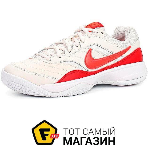 d0d25cda ᐈ NIKE Court Lite 6 US, light-gray/red (845048-006) ~ Купить? ЦЕНА ...
