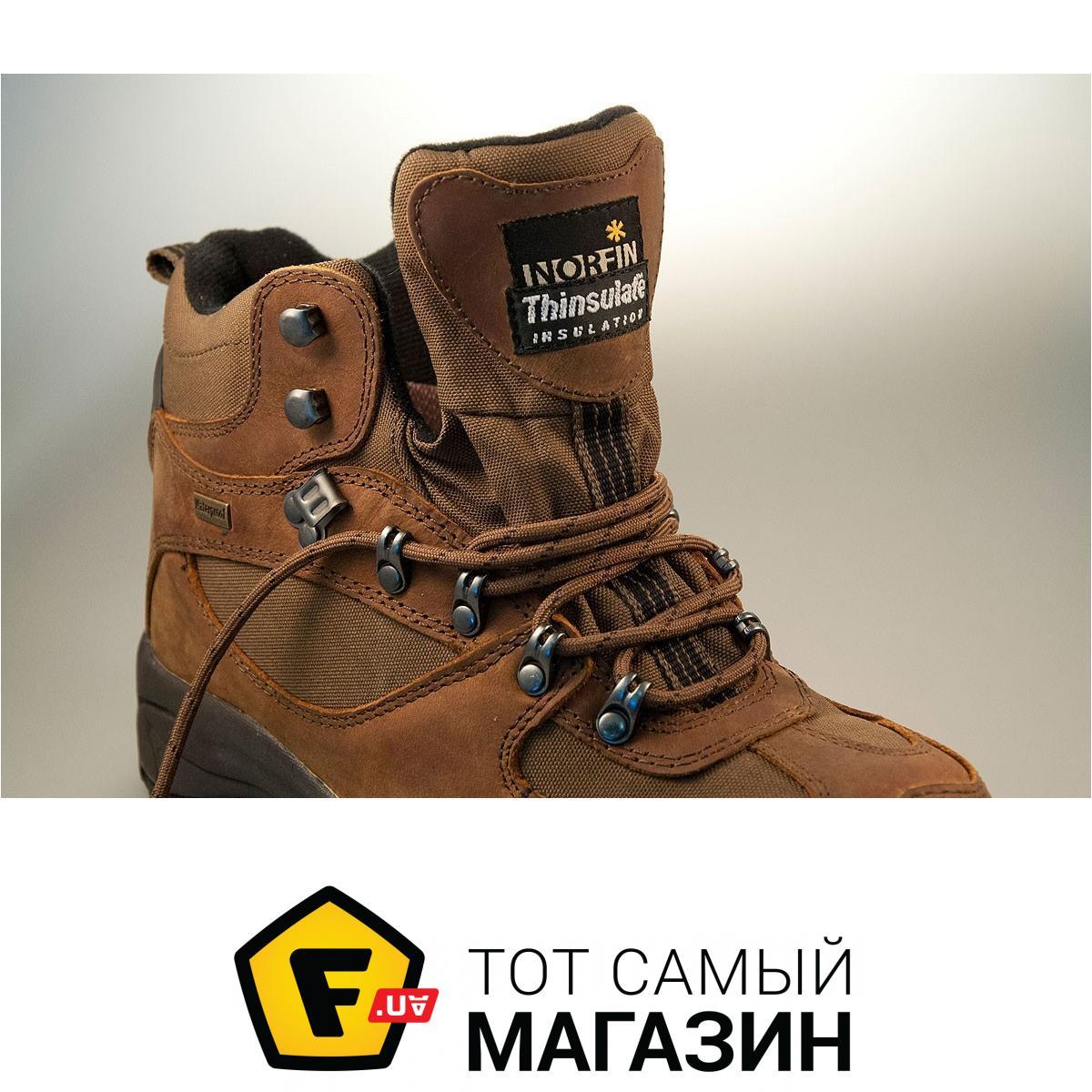 Трекинговые ботинки Norfin Scout 40 (13992-40) Сезон  осень-весна 1419db943aa89