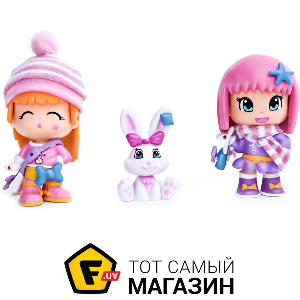 ᐈ Купить PINYPON Зимняя сказка Кукла в зимней одежде 2 шт ...