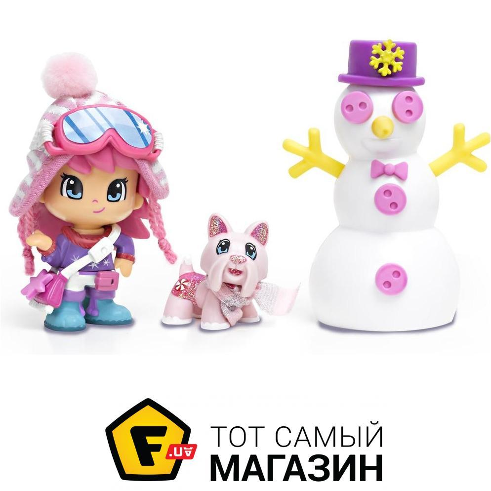 ᐈ Купить PINYPON Зимняя сказка Кукла в зимней одежде ...